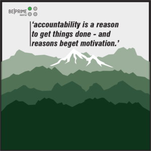 Accountability: An Introduction to Motivation